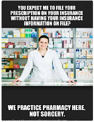 pharmacy medicine jokes