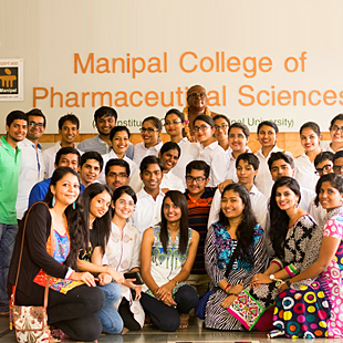 Top 10 Pharmacy Colleges in India Manipal College of Pharmaceutical Sciences