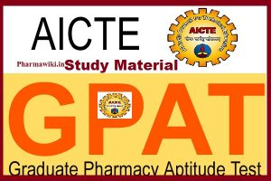 GPAT Exam Notes, Books, Model Papers, Solved Papers -Previous Q&A PDF
