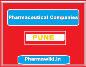 Pharmaceutical companies in Pune