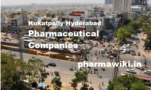 Kukatpally Hyderabad Pharmaceutical Companies List - Address & Contact Number`