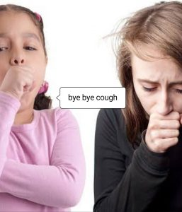 Cough syrup for Dry, Wet cough in Kids & Adults