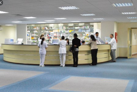 function of hospital pharmacy
