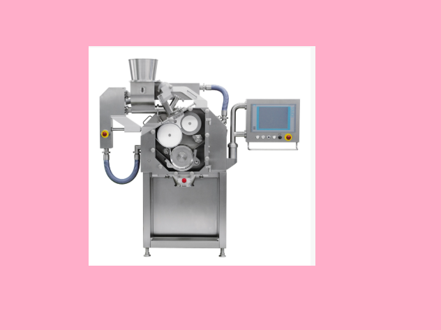 Dry granulation Roller compactor